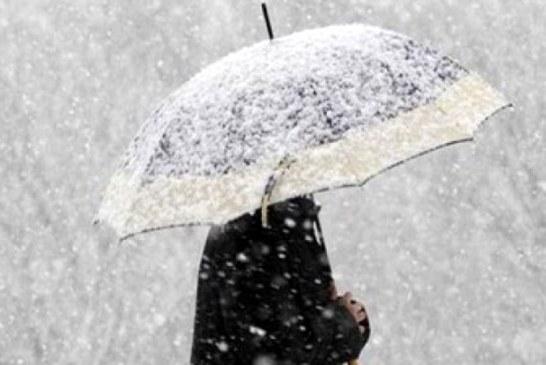 ANM: Informare de ninsori, precipitatii mixte si polei in majoritatea regiunilor, de marti dimineata