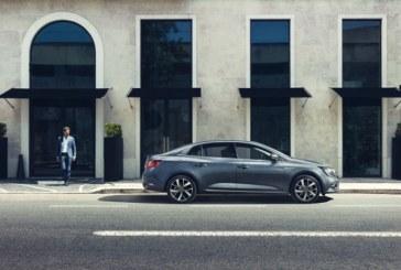 Renault lanseaza in Romania noul Megane Sedan (FOTO)