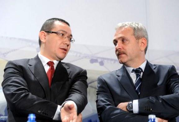 Dragnea: Orice critica venita de la Ponta pentru mine este sanatate curata