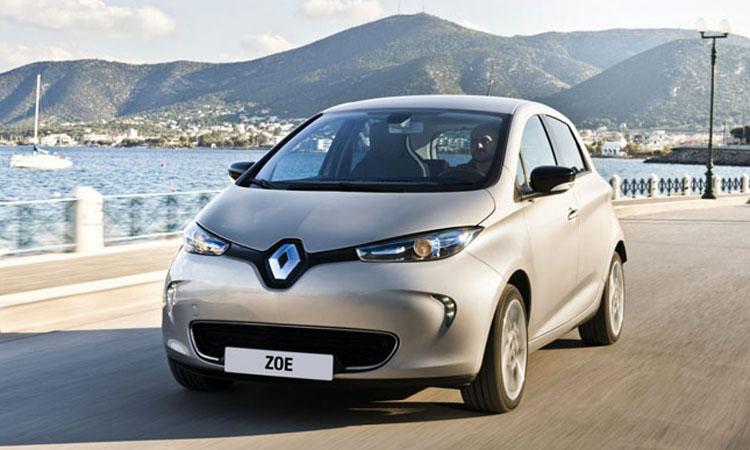 Renault va dubla productia modelului sau complet electric Zoe