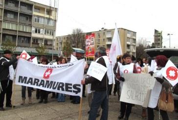 Nu va imbolnaviti azi! Greva GENERALA in Maramures si in spitalele din toata tara
