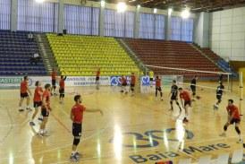 Volei masculin: Steaua – Stiinta Explorari 3-0