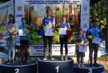 Sportivii de la CS Stiinta Electro Sistem Baia Mare premiati la Campionatul National De Orientare