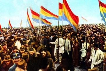 Romanii sarbatoresc 98 de ani de la Marea Unire