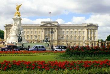 Palatul Buckingham va fi renovat incepand cu luna aprilie