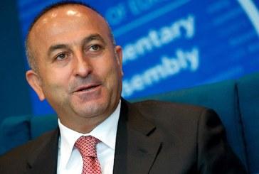 Ministrul de externe turc afirma ca Germania sustine grupari militante