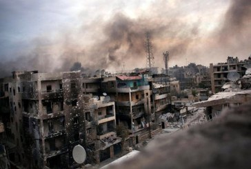 Siria: Peste 50.000 persoane au parasit orasul Alep in ultimele patru zile