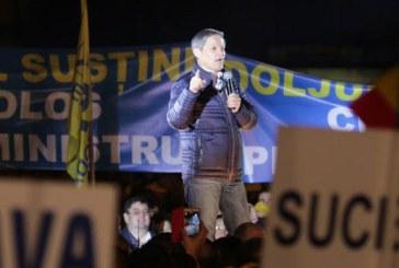 Dacian Cilos: Avem partidul nostru, PLUS, retragem Miscarea Romania Impreuna