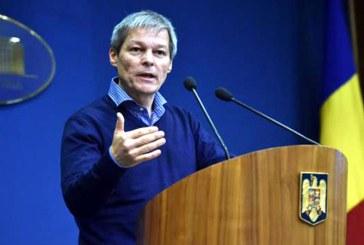 Cluj: Dacian Ciolos va depune dosarul pentru infiintarea unui partid politic