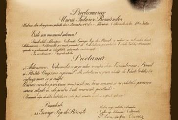 """Expozitie: """"George Pop de Basesti si idealul unitatii nationale. 1 Decembrie 1918 Alba Iulia"""""""