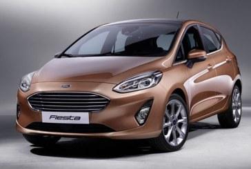 Ford Fiesta a ajuns la a opta generatie: prima fotografie oficiala