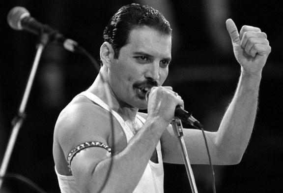 In amintirea celor 25 de ani de la moartea legendei rock Freddie Mercury