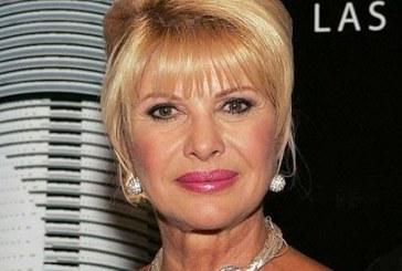 Ivana, prima sotie a lui Trump, vrea un post de ambasadoare