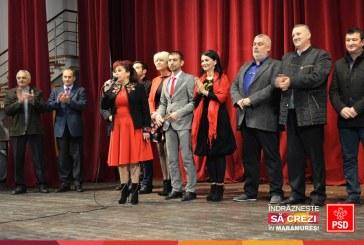 Gabriel Zetea: Candidatii PSD Maramures pentru alegerile parlamentare s-au intalnit cu locuitorii din Seini