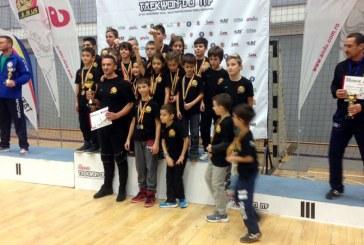 Taekwon-Do ITF: Martial Arts Dojo, la Cupa Romaniei 2016. Afla rezultatele