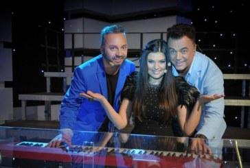 """Muzica live cu baimareanca Paula Seling la """"Duelul Pianelor"""""""