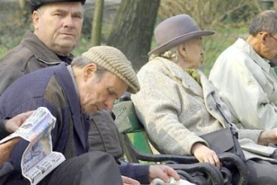 Peste 4,68 milioane de pensionari, la finele lunii decembrie 2018