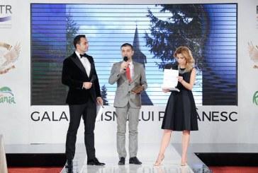 Gabriel Zetea: Premiu de excelenta pentru Consiliul Judetean Maramures la Gala Turismului Romanesc 2016