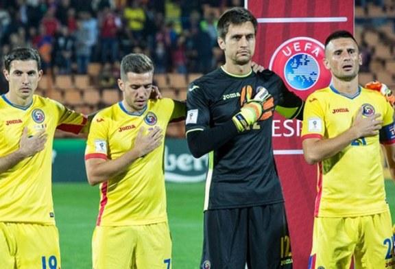 Romania si Danemarca, remiza alba care ne indeparteaza de Mondiale
