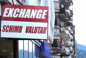 Furt la o casa de schimb valutar din Baia Mare