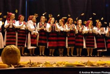"""Cavnic: Spectacolul de muzica populara """"Lasatul Secului"""", la prima editie (FOTO)"""