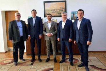 Gabriel Zetea: Presedintele si chestorul Camerei Deputatilor au luat un nou contact cu realitatile Maramuresului (FOTO)