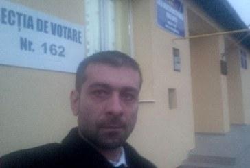 """Gabriel Zetea: """"Am votat cu gandul la Maramures si la un viitor mai bun"""""""