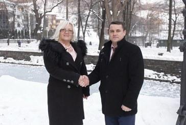 Lucian Morar: Dragi maramureseni, votati candidatii PMP, votati Severica Covaciu