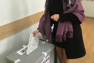 """Sorina Pintea: """"Am votat cu optimism pentru baimareni, pentru maramureseni si pentru cetatenii Romaniei de pretutindeni"""""""