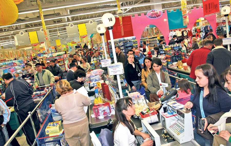 Programul de Paste al supermarketurilor din Baia Mare