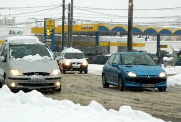 Primaria Baia Mare face o noua licitatie pentru a gasi firme care sa faca deszapezirea