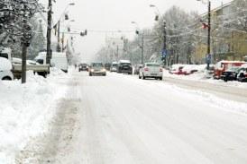 Iarna pe ulite: Baia Mare, orasul de sub nameti. Cetatenii se revolta (FOTO)