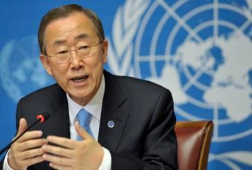 Ban Ki-moon conduce in sondajele pentru prezidentiale in Coreea de Sud