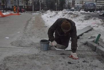 E BETOOON! Cum lucreaza Dorel de Baia Mare la – 5 grade Celsius