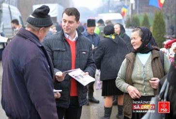 "Bogdan Tomoiaga ( PSD): ""Maramuresul Voievodal indrazneste sa creada in parlamentarii social-democrati"""
