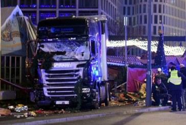 Politia din Berlin urmeaza pista unui probabil atentat terorist