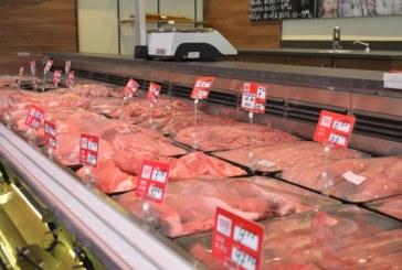 Afacerile din piata carnii ar putea depasi anul acesta 34 miliarde lei