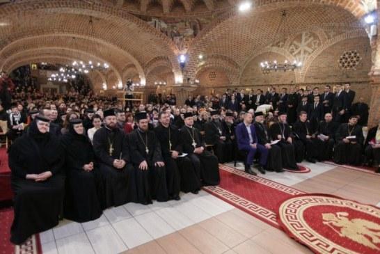 Cele mai bune coruri bisericesti ortodoxe din Episcopie si-au dat intalnire in Baia Mare