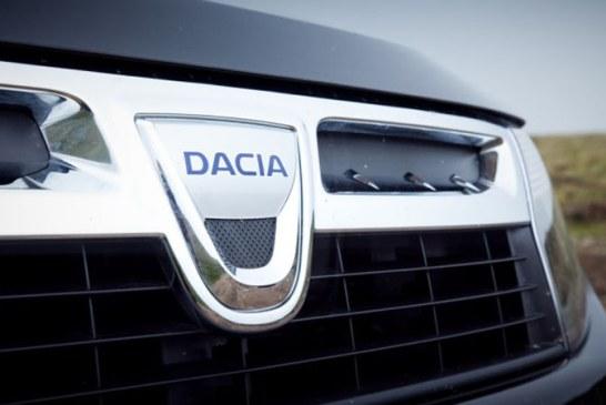 Marea Britanie: Vanzarile Dacia s-au dublat in noiembrie