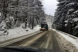 Cum se circula pe drumurile judetene din Maramures (FOTO&VIDEO)
