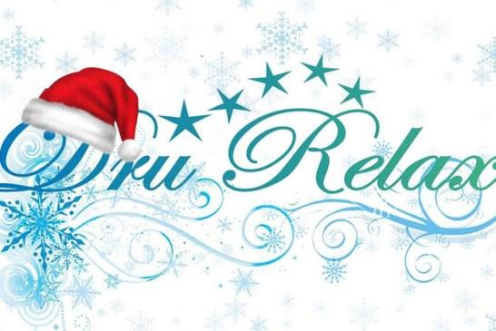 Echipa DruRelax va ureaza Un An Nou Fericit!