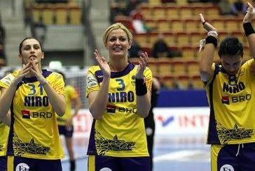 Handbal feminin: Romania, locul 5 la Campionatul European, dupa 23-22 cu Germania