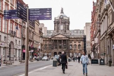 Liverpool, primul oras dotat cu o ruta pietonala pentru mers… rapid