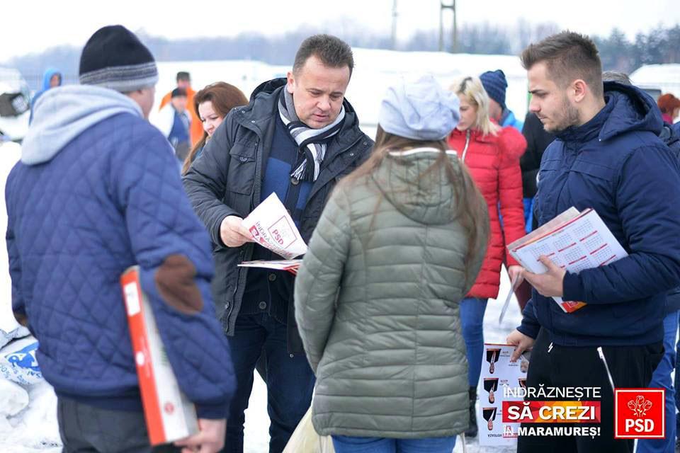 Liviu Marian Pop (PSD): In primul mandat de senator am eliminat o parte din nedreptatile la care cetatenii au fost supusi de fostul regim Basescu-Boc