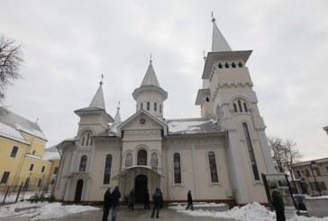 Hram la cea mai veche parohie din Baia Mare in Duminica alegerilor