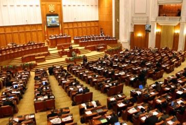Birourile permanente reunite: Motiunea de cenzura – dezbatuta si votata de Parlament marti, de la ora 14,00