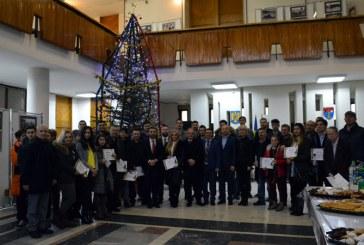 Sportivii de elita ai Maramuresului au fost premiati de Consiliul Judetean (FOTO)