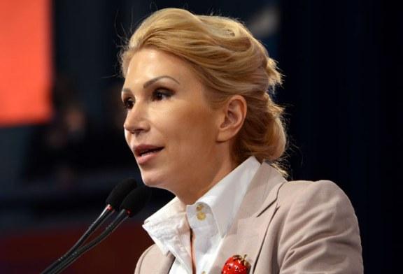 Raluca Turcan: Nu doresc sa candidez la presedintia PNL; avem doi candidati si e posibil sa apara si altii