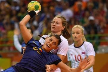 Handbal feminin: Romania a debutat cu o infrangere la EURO 2016, 21-23 cu Norvegia