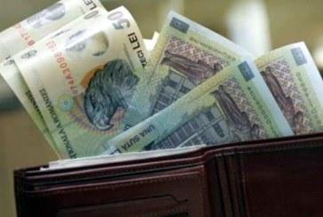Castigul salarial mediu nominal net a urcat la 3082 lei in luna septembrie a acestui an